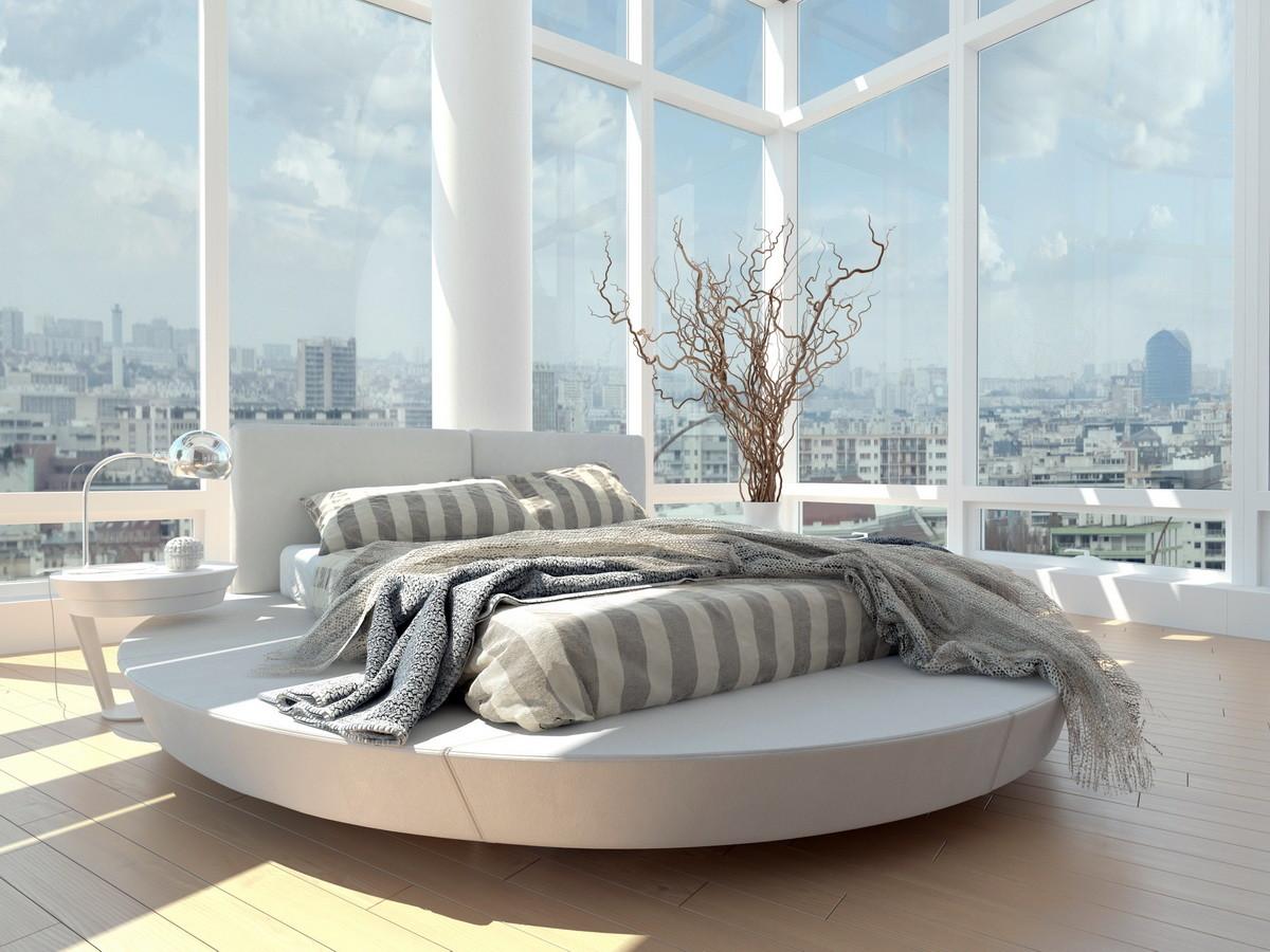 Как поставить кровать: мнения читателей и профи