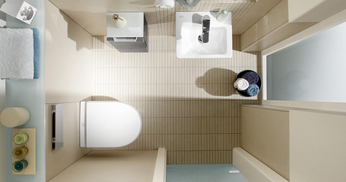 Как сэкономить место в ванной: 5 беспроигрышных способов