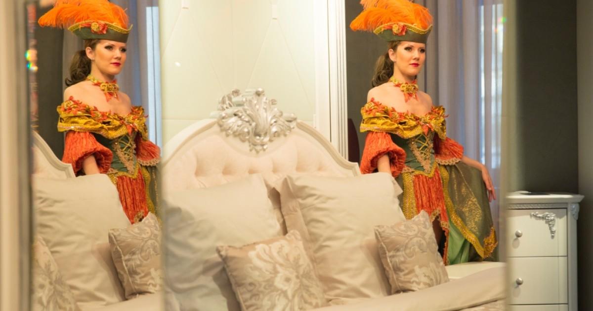 Презентация новой коллекции мебели «Пале-Рояль»