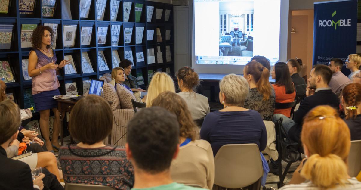 В Rosbri состоялся мастер-класс для дизайнеров и архитекторов
