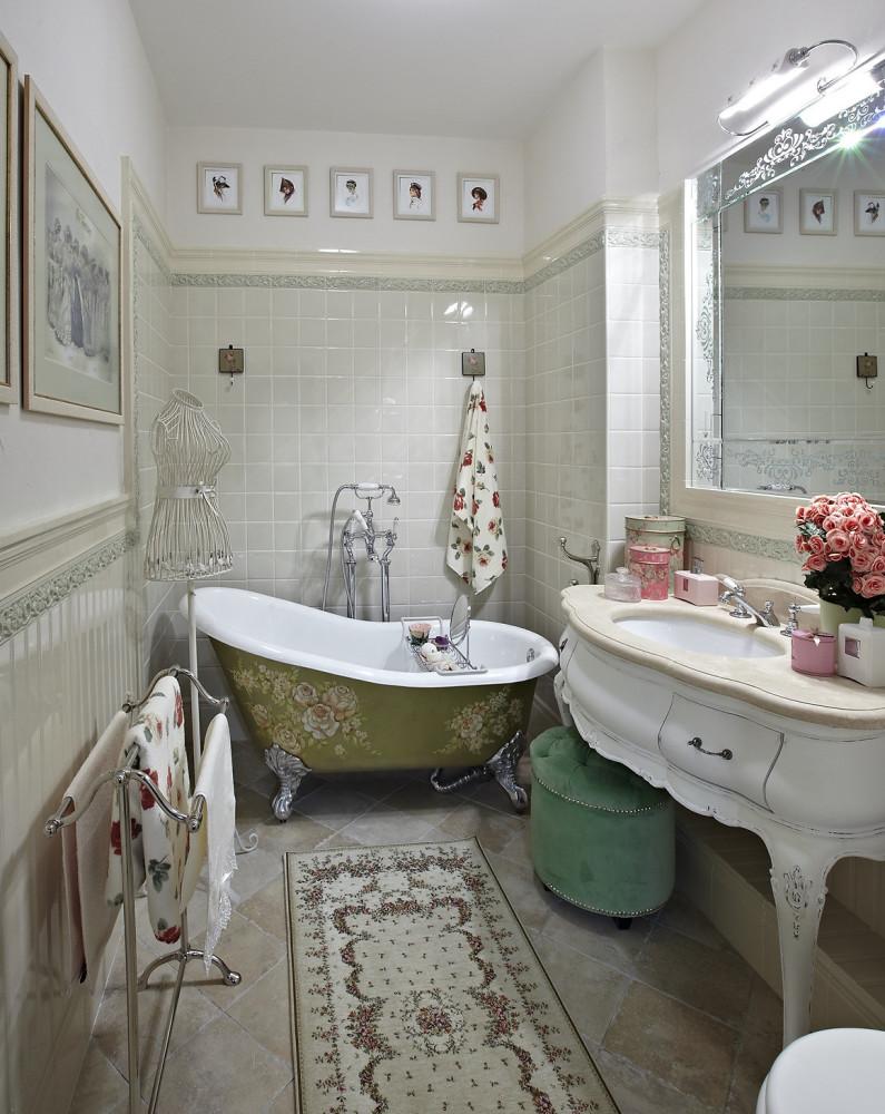 Как разместить всё самое необходимое в маленькой ванной: идеи и советы дизайнеров