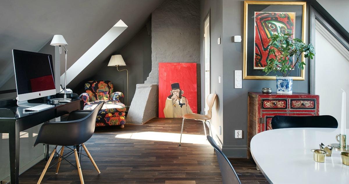 Как с помощью серого цвета создать стильный интерьер