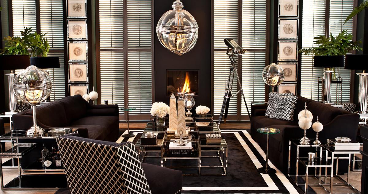 Новинки для гостиной этой недели: золотое кресло, система терморегуляции и коллекция дверей