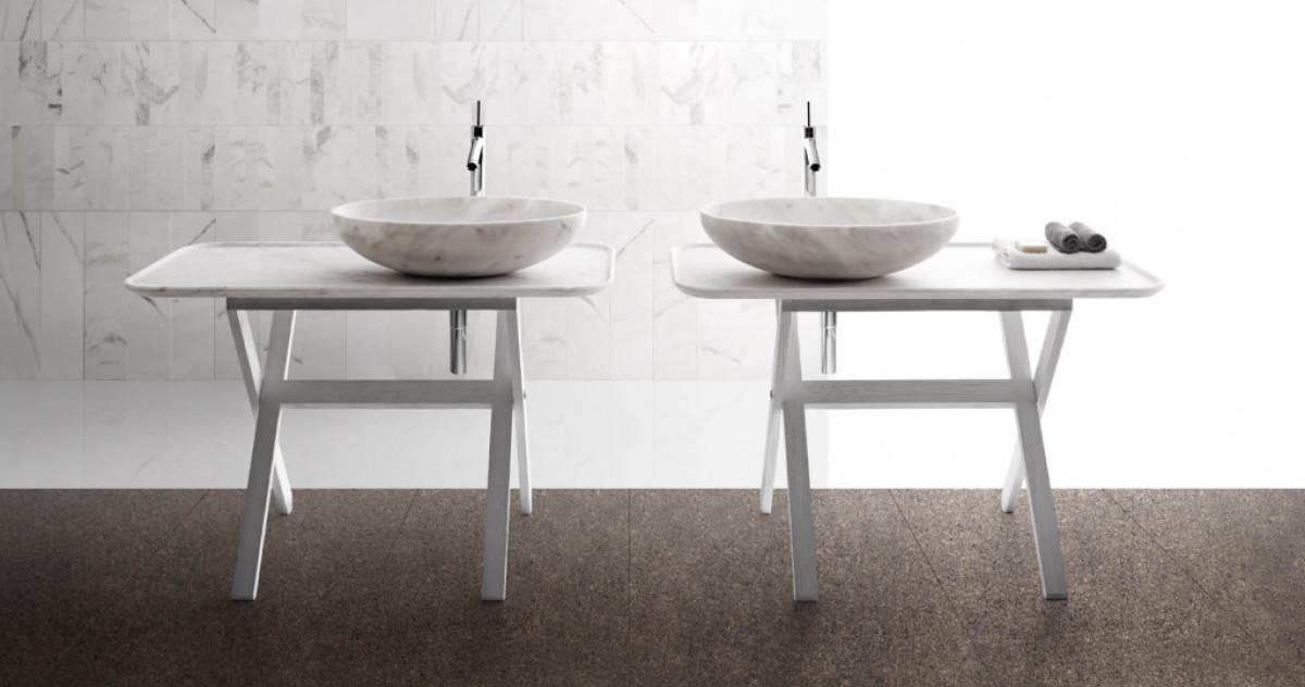 2 раковины: 10 идей для любой ванной