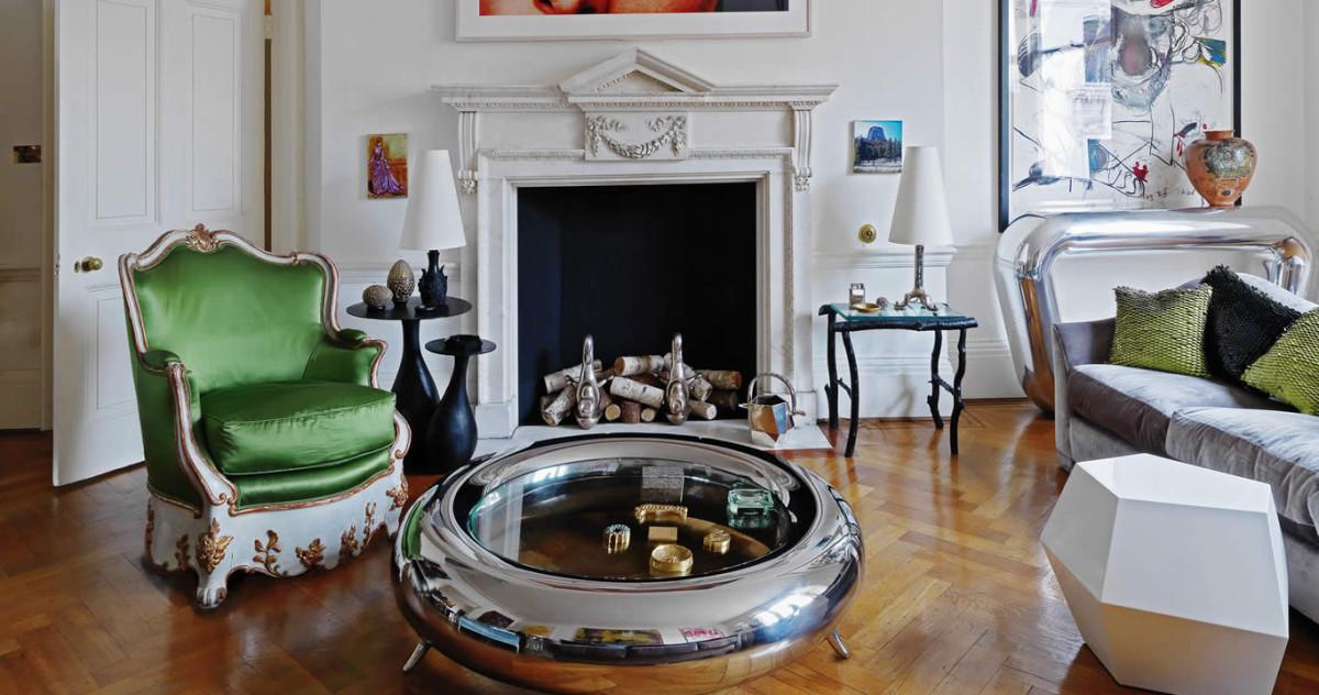 Как создать элегантный интерьер: секреты лондонского дизайнера