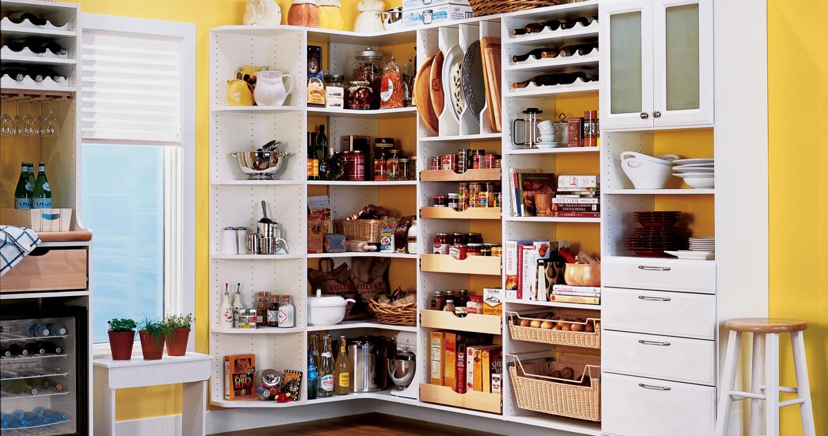 Где дома хранить консервацию: 10 идей