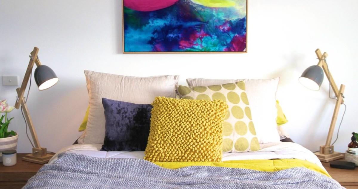 Как оздоровить атмосферу спальни: 9 советов от профи и не только