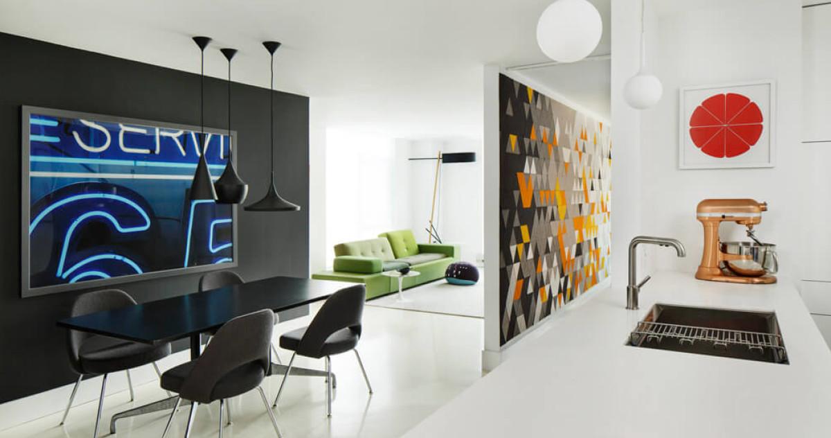 Квартира для семьи из 4 человек: 6 идей по обустройству
