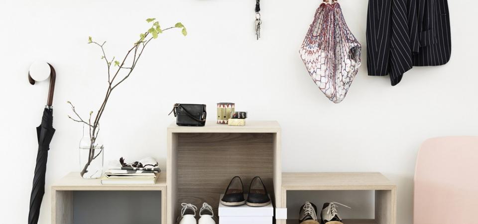 Как сэкономить место в прихожей: 5 приемов
