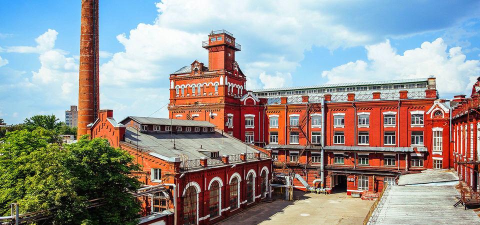 Старый завод в Москве превратят в арт-квартал