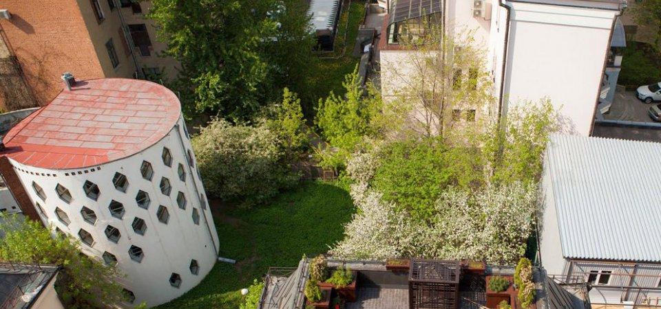 Интерьеры самого авангардного дома Москвы