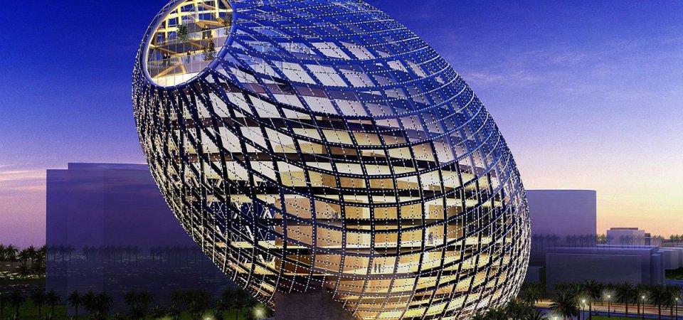 10 самых необычных современных строений, вид которых вас ошеломит