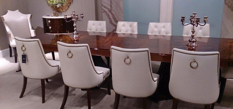 Американская мебель: лучшее с интерьерной выставки «Хай Пойнт» в США