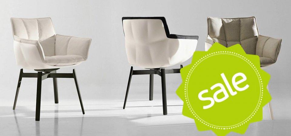 Успеть купить всё: 10 горящих акций на дизайнерскую мебель
