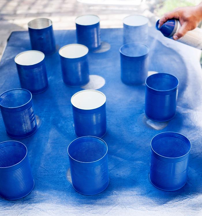Фото в цветах: голубой, фиолетовый, белый. Фото в .