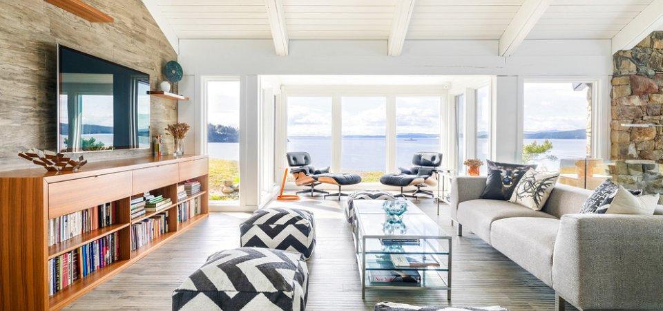 Как превратить старый дом в стильную резиденцию — пример из Исландии