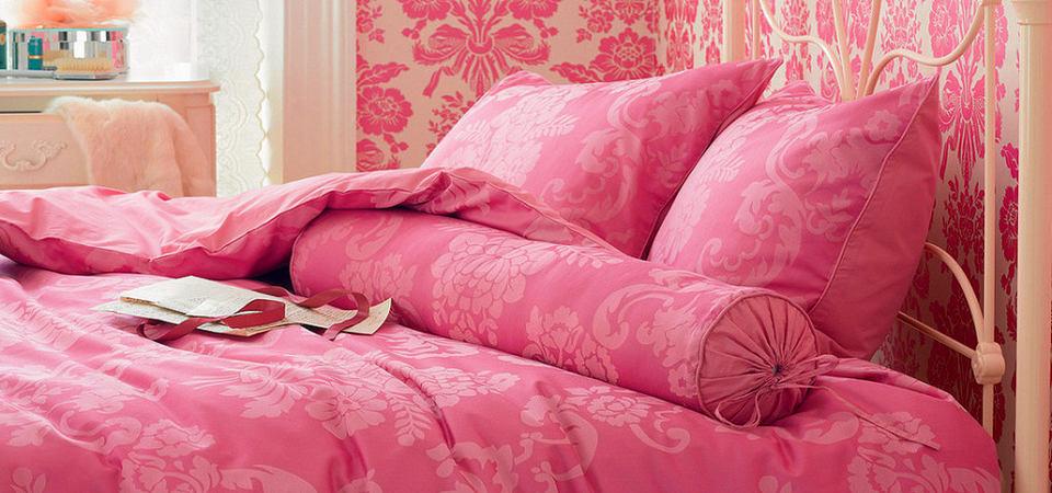 35 интерьеров розовых спален, которые вызывают приступ нежности