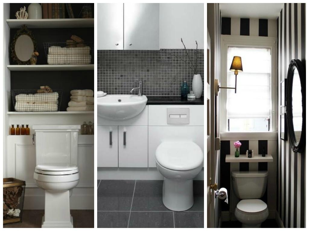Туалет в цветах: черный, серый, светло-серый. Туалет в .