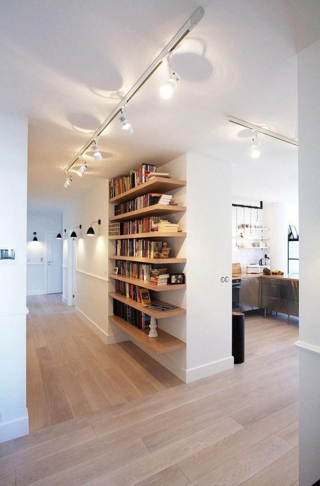 Мебель и предметы интерьера в цветах: желтый, серый, светло-серый, коричневый, бежевый. Мебель и предметы интерьера в стилях: скандинавский стиль.
