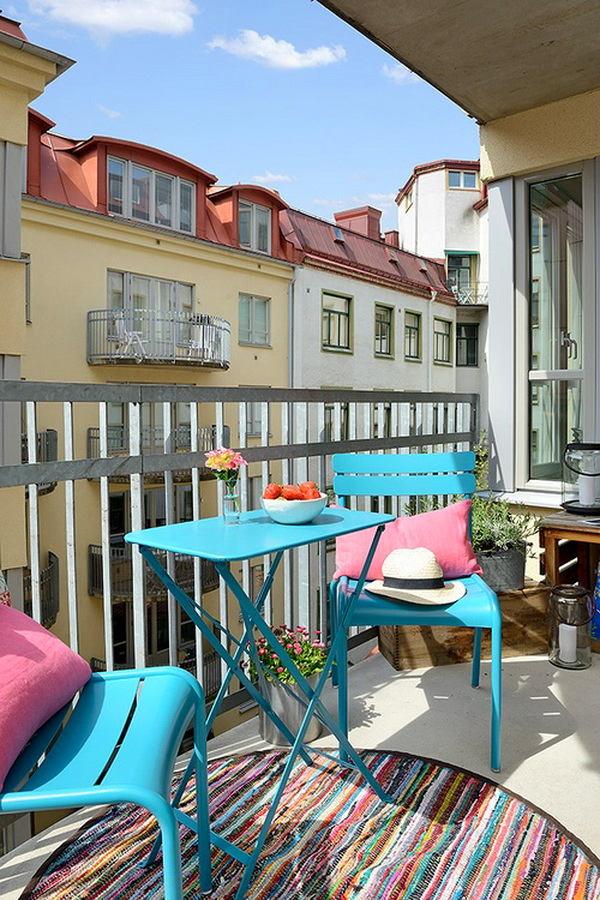 Балкон, веранда, патио в цветах: голубой, серый, светло-серый, розовый, бежевый. Балкон, веранда, патио в .