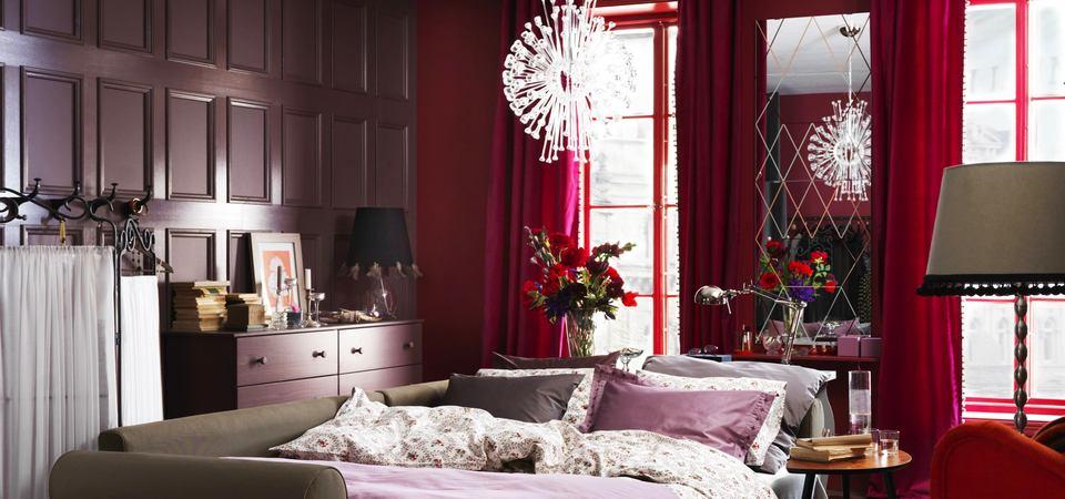 10 мелочей из магазина ИКЕА, которые преобразят вашу спальню
