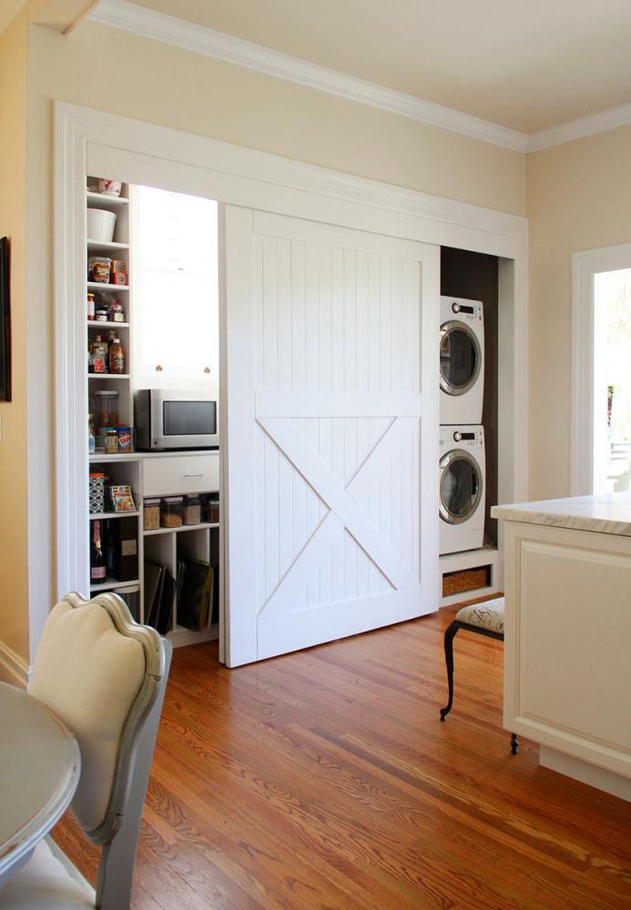 Мебель и предметы интерьера в цветах: белый, коричневый, бежевый. Мебель и предметы интерьера в стиле американский стиль.