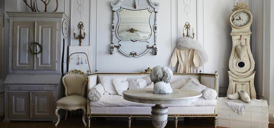 15 самых красивых белых интерьеров