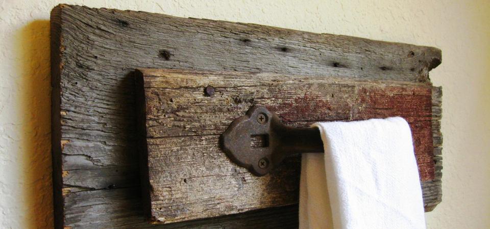 Где и как хранить полотенца: 27 интересных идей
