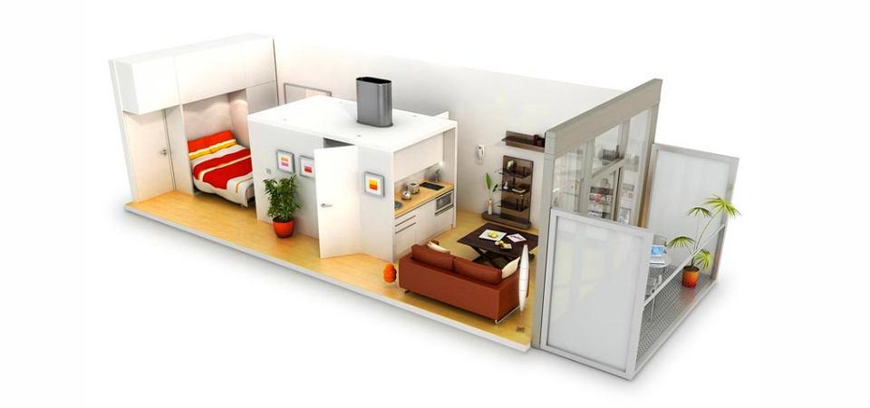 Как обустроить маленькую квартиру: 10 полезных советов