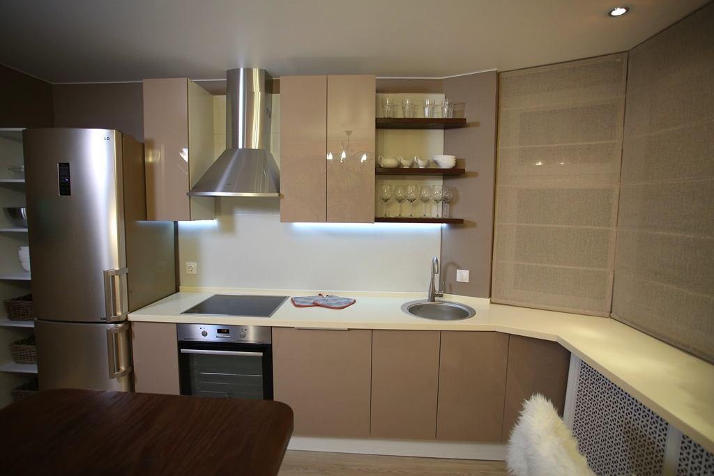Как создать дома уют: кухня Алины и Павла до и после ремонта