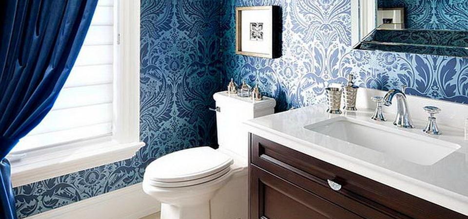 Как простыми способами декора превратить туалетную комнату в шедевр