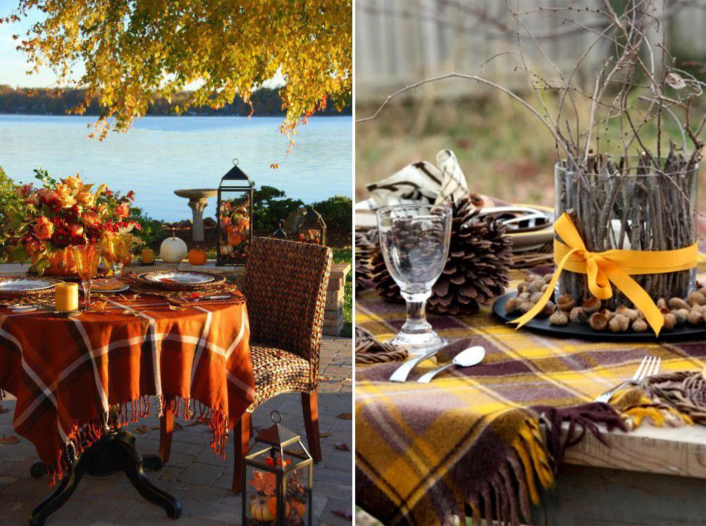 Декор в цветах: оранжевый, черный, серый, темно-коричневый, коричневый. Декор в стилях: экологический стиль.