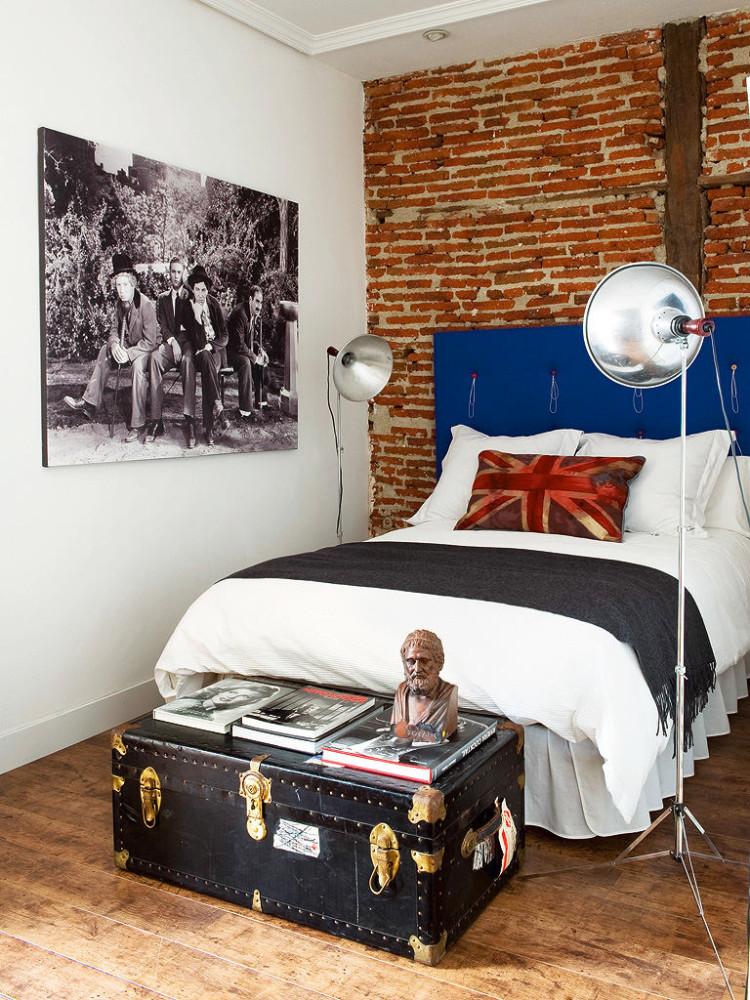 Мебель и предметы интерьера в цветах: бирюзовый, серый, светло-серый, коричневый. Мебель и предметы интерьера в стиле лофт.