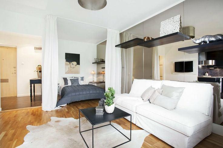Гостиная, холл в цветах: серый, светло-серый, белый, бежевый. Гостиная, холл в стиле скандинавский стиль.