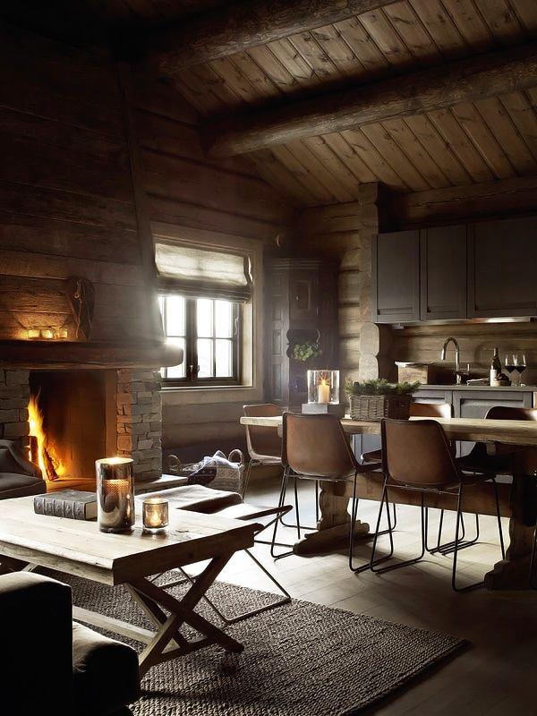 Гостиная, холл в цветах: серый, темно-коричневый, коричневый. Гостиная, холл в стиле скандинавский стиль.