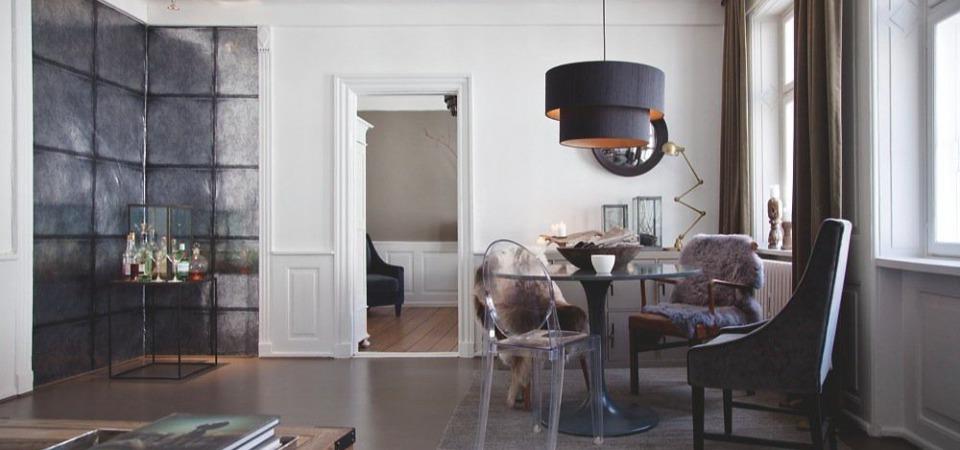 Мужская квартира в Копенгагене