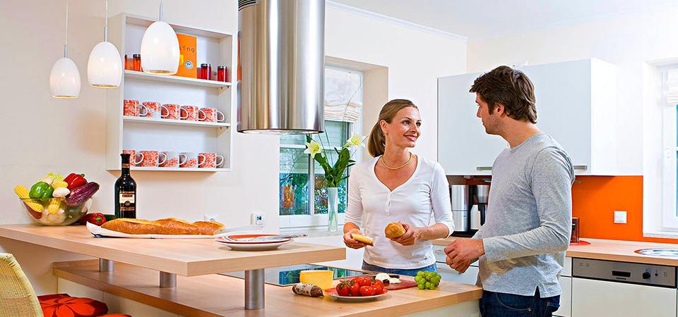 10 модных и стильных идей обустройства кухни