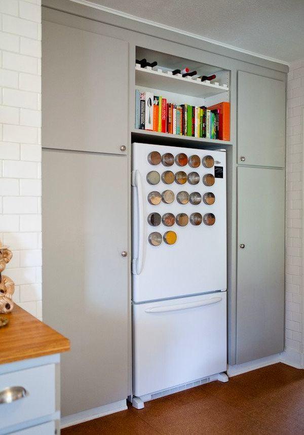 Кухня в цветах: желтый, бирюзовый, серый, белый. Кухня в .
