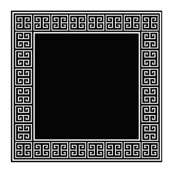 Декор в цветах: черный, серый, светло-серый. Декор в стилях: модерн и ар-нуво.