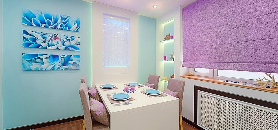 Как на кухне создать зону отдыха: история одного ремонта