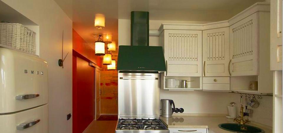 Как обустроить маленькую кухню: идеи и советы профи