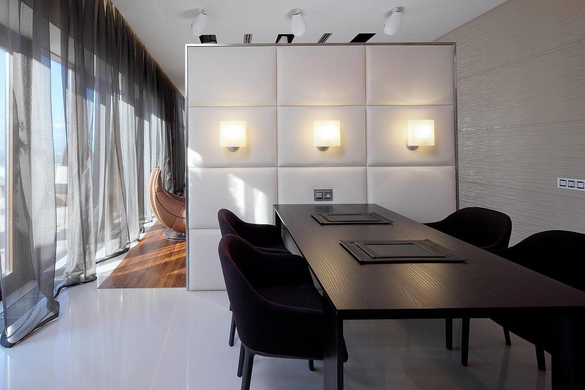 Мебель и предметы интерьера в цветах: черный, серый, светло-серый, белый, коричневый. Мебель и предметы интерьера в стиле минимализм.