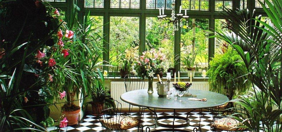 Всё, что нужно знать о зимнем саде: советы ландшафтного дизайнера
