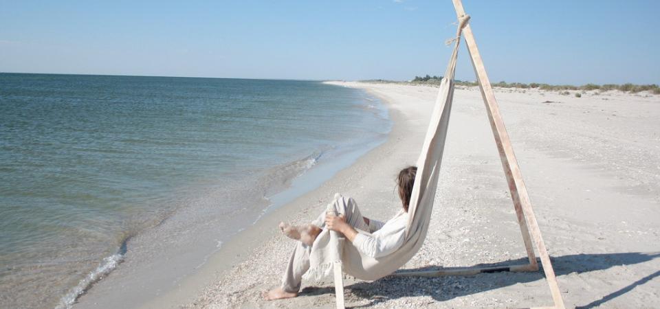 Кресло-гамак: удивительное изобретение для комфортного отдыха