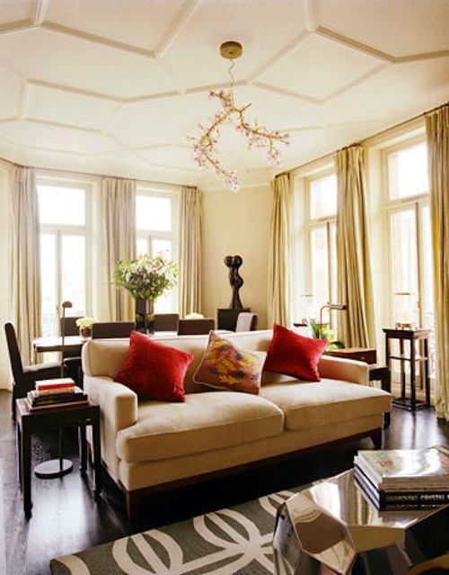 Гостиная, холл в цветах: желтый, светло-серый, белый, коричневый, бежевый. Гостиная, холл в .