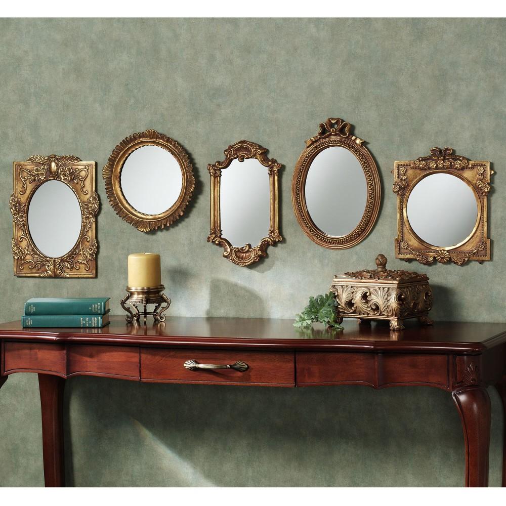 Зеркала — глаза интерьера
