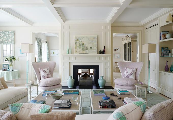Дом в пастельных тонах: нежность, нежность, нежность