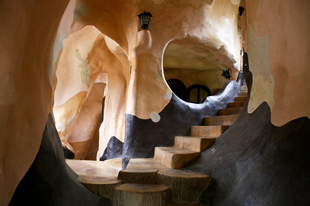 Лестницы, при взгляде на которые у вас закружится голова