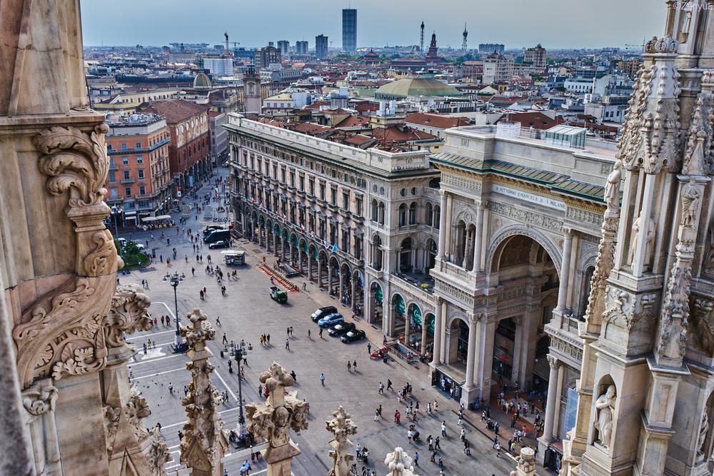 Куда пойти в Милане: 5 самых роскошных баров с умопомрачительными интерьерами