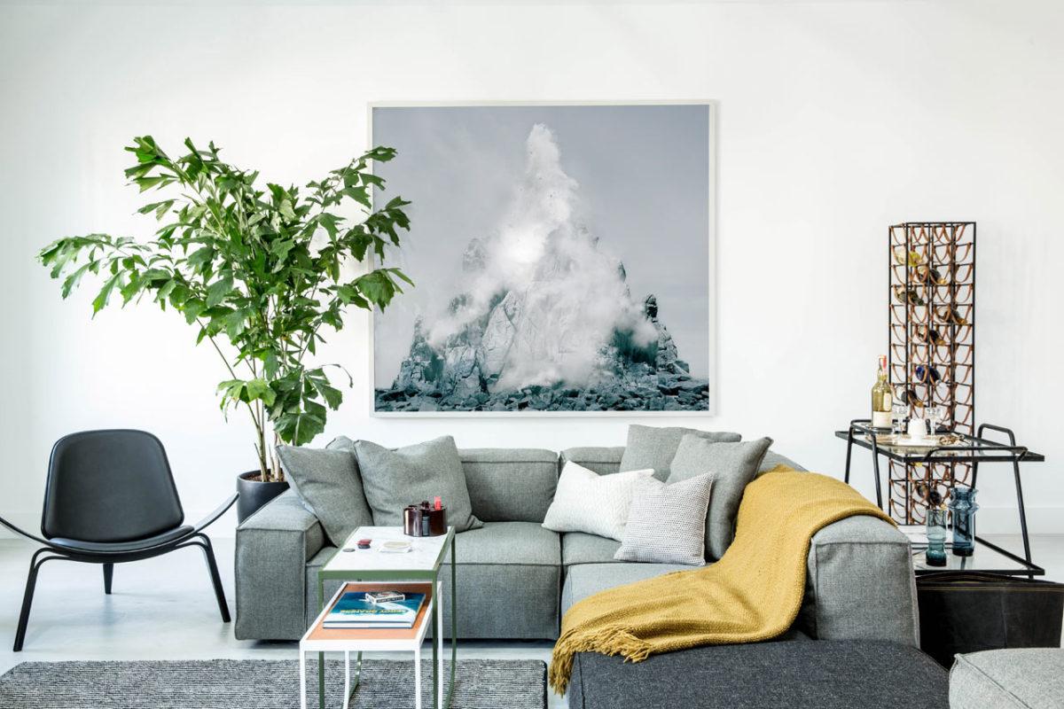 Скандинавский стиль по-американски: мужская квартира в Сан-Франциско